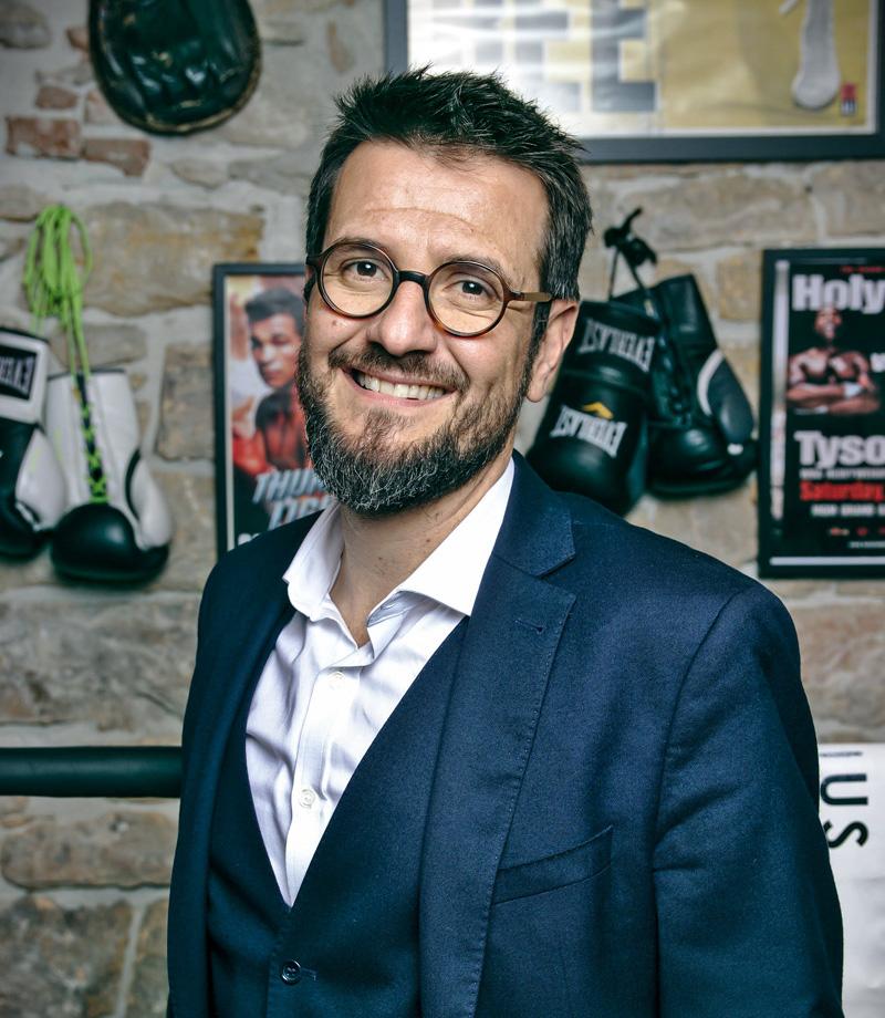 Emmanuel Marusczak Sparring partners conseil Sparring Partner